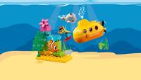 LEGO DUPLO 10910 L'aventure en sous-marin-Image 1