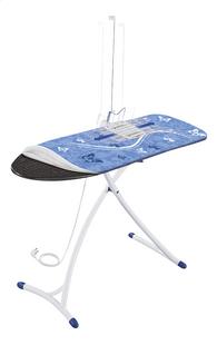 Leifheit Strijkplank Air Board XL Ergo Plus blauw/wit-Vooraanzicht