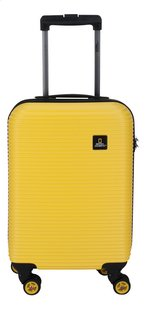 National Geographic Harde reistrolley Abroad Spinner geel 55 cm-Vooraanzicht