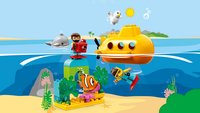 LEGO DUPLO 10910 L'aventure en sous-marin-Image 2