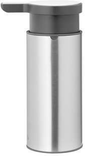 Brabantia Distributeur de savon FPP acier mat-Côté droit