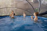 EXIT coupole pour piscines Wood ou Stone Ø 3 m-Image 1