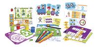 Spelend leren: Kleuterschool-Vooraanzicht