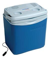 Met een inhoud van 28 l biedt de Campingaz thermo-elektrische koelbox Classic plaats genoeg voor drank, snacks en ander lekkers voor onderweg.
