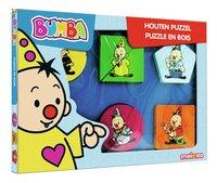 Bumba puzzle en bois-Côté gauche