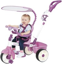 Little Tikes tricycle 4 en 1 rose-Image 1