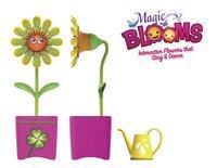 Silverlit Magic BLOOMS Single Flower roze-Vooraanzicht