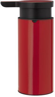 Brabantia Distributeur de savon passion red