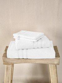 De Witte Lietaer Set de serviettes 4 pièces Dolce white-Image 1