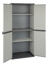 Practo Home Opbergkast 2 deuren 3 planken-Artikeldetail