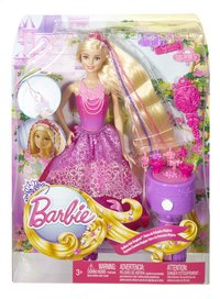 Barbie set de jeu  Endless Hair Kingdom Snap 'N Style-Avant