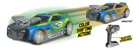 Nikko voiture RC Hot Wheels Hyper Racer Twinduction