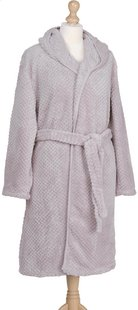 Jules Clarysse Robe de chambre Soho taupe L/XL-commercieel beeld