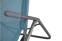 Chaise longue Lazy Lounger Siesta Beach bleu-Détail de l'article