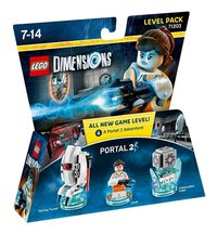 LEGO Dimensions figuur Level Pack 71203 Portal 2