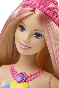 Barbie mannequinpop Rainbow lights Mermaid-Artikeldetail
