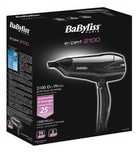 BaByliss Haardroger Expert 2100 D322E-Vooraanzicht