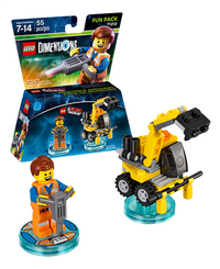 LEGO Dimensions figurine Fun Pack Movie 71212 Emmet