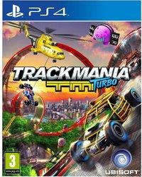 PS4 Trackmania Turbo FR/ANG
