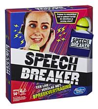 Speech Breaker-Linkerzijde