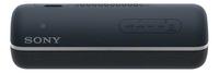 Sony bluetooth luidspreker SRS-XB22 zwart-Bovenaanzicht