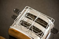 Russell Hobbs grille-pain Legacy red-Image 1