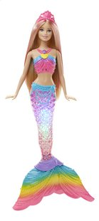 Barbie poupée mannequin  Rainbow lights Mermaid