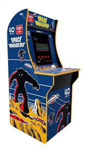 Arcade1Up console Space Invaders Cabinet-Linkerzijde