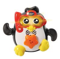VTech badspeelgoed Spetterpret Pinguïn-Vooraanzicht