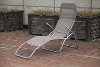 Chaise longue Lazy Lounger Siesta Beach beige-Image 1