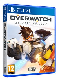 PS4 Overwatch Origins Edition FR