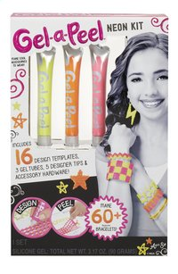Gel-a-Peel Kit Neon 3 tubes