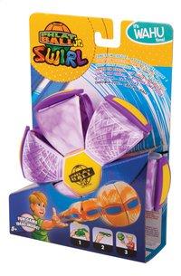 Goliath frisbee Phlat Ball Swirl jr. Ø 14 cm paars-Rechterzijde