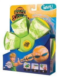 Goliath Frisbee Phlat Ball Swirl Ø 23 cm groen-Rechterzijde