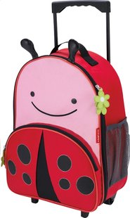 Skip*Hop valise Zoo Luggage coccinelle