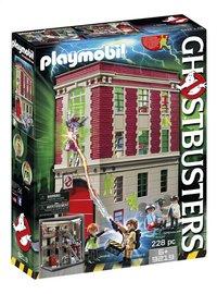 Playmobil Ghostbusters 9219 Quartier général
