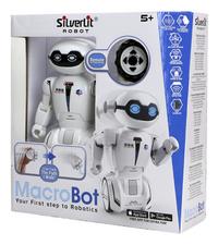 Silverlit robot MacroBot blanc-Côté droit