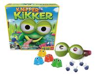 Knipper Kikker-Vooraanzicht