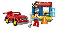 LEGO DUPLO La Maison de Mickey 10829 L'atelier de Mickey-Avant