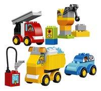 LEGO DUPLO 10816 Mijn eerste voertuigen-Vooraanzicht