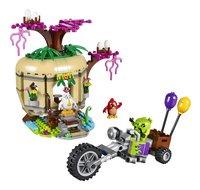 LEGO Angry Birds 75823 Bird Island Egg Heist-Vooraanzicht