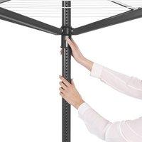 Brabantia Séchoir-parapluie Lift-O-Matic 50 m-Détail de l'article
