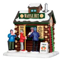 Maisonnette de Noël Waffle Hut