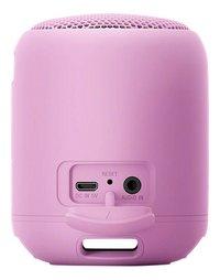 Sony bluetooth luidspreker SRS-XB12 paars-Achteraanzicht