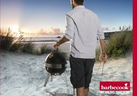 Barbecook Barbecue au charbon de bois Billy noir-Image 1
