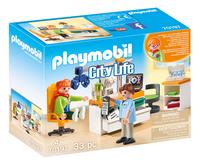 PLAYMOBIL City Life 70197 Cabinet d'ophtalmologie-Côté gauche