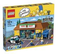 LEGO The Simpsons 71016 Le Kwik-E-Mart