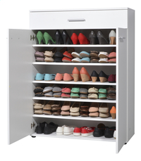 Germania Schoenenkast Easy wit decor 30 paar schoenen-Artikeldetail