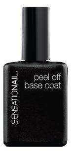 SensatioNail Vernis gel PeelOff StripGel base coat transparent-Avant