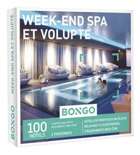 Bongo Week-end spa et volupté